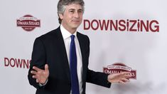 Five questions with Alexander Payne in time for 'Downsizing' http://journalstar.com/entertainment/movies/five-questions-with-alexander-payne-in-time-for-downsizing/article_a194e866-469d-5981-a3ca-819cac6e6365.html?utm_content=buffera8d2d&utm_medium=social&utm_source=pinterest.com&utm_campaign=buffer #writer #screenwriting #screenwriter #filmmaker #filmmakers #director