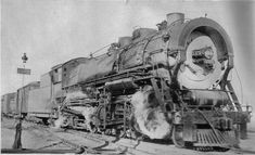 ‎Stephen Phillips‎ to Steam Locomotive Photographs on 'Facebook' on 03.01.18.  CB&Q No.5325 ...class O-3 , 2-8-2 .... Baldwin built 60 , Nos.5300-5359 , 1915-19.....but , I have never seen one , until now, with a Coffin feed water heater.....have you? ..... hmmmmm...