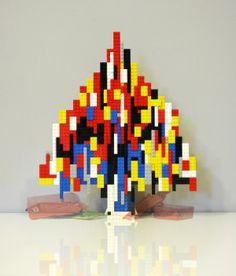 CTRLZAK Lego Xmas Tree