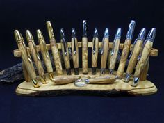 Olivewood Pens