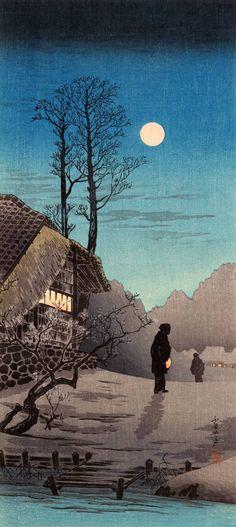 TAKAHASHI Shôtei, 1871-1945, Japan