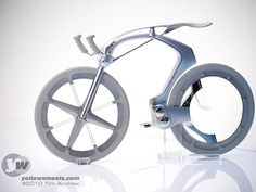 While French car makers Peugeot do have a range of bikes, these days they're not exactly know for their innovation when it comes to cycle
