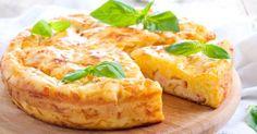 Recette de Quiche sans pâte aux restes de jambon et fromage. Facile et rapide à réaliser, goûteuse et diététique.