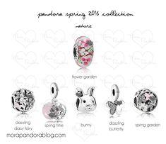 Pandora Spring 2016 Preview - Nature