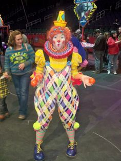 Clown Pics, Female Clown, Clowning Around, Clowns, All Art, Art Reference, Harajuku, Character Design, Costumes