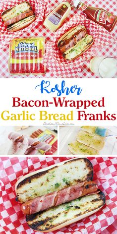 These all-beef franks are wrapped in turkey bacon and then grilled along with their herbed garlic bread buns. If you haven't had a frank on garlic bread, you've been missing out! Plus, Looking to summer certify your backyard/patio, or host the ultimate 2018 summer block party?!Check-outthe #StarsOfSummerSweepstakeswhere you have a chance to win a $50 Walmart gift card almostevery dayleading up to Labor Day as well as enter into the drawing for a $750 @Walmart Gift Card grand prize…