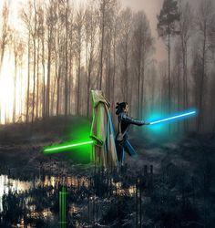 Luke & Rey