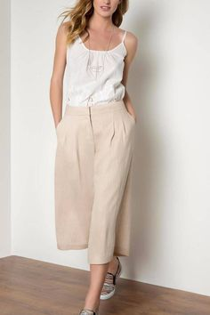 Urban Touch Culotte Pant