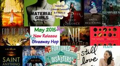 Lavender likes, loves, finds and dreams: May New Release Giveaway Hop I would love to #win Suze's May New release #giveaway prize: Coming up Roses & a #book of choice! http://www.librarianlavender.com/2015/05/blog-post_14.html