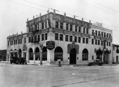 Here is the Los Angeles First National Bank in San Fernando at the corner of San Fernando Road & Brand. Undated. Photo Credit: Los Angeles Public Library.