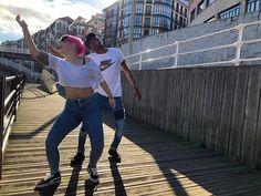 Proximamente el primer video del año , una collabo con @tonyviser  . #dancehall #nuhproud #afroviser #mikasanrio #tonyviser #collabo #dance #collaboration #dancers #bilbao #video #film # #bags #shoes #gifts #souvenir #collection #girlsfashion