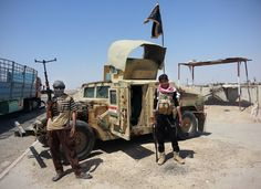 {  THE ISLAMIC STATE'S BEST WEAPON WAS BORN IN THE USA  } #ForeignPolicy ..... ''The Islamic State has at least 2,300 U.S. Humvees, and it's turning them into the Iraqi security forces' worst nightmare.''....    https://foreignpolicy.com/2015/06/04/hell-on-wheels/?utm_content=buffer28f66&utm_medium=social&utm_source=facebook.com&utm_campaign=buffer
