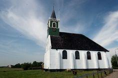 Zeemanskerk (1650) in Oudeschild. #texel #church #netherlands