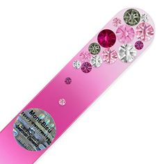 Mont Bleu Glass Nail File hand decorated with crystals fr... https://www.amazon.com/dp/B01MSBLNTG/ref=cm_sw_r_pi_dp_x_6hc3ybYSMD29C