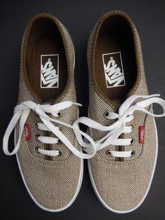 Vans Herringbone Shoes Size Woman's 6.5 Men's 5  $20.97     3353 #Vans #Casual