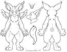 Dragon Fursuit, Oc Template, Templates, Dragon Base, Anime Base, Furry Drawing, Art Base, Ideas, Furry Art