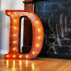 Vintage Marquee Lights event on zulily