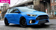 Berita, Ford Focus Rs: Ford Focus RS 2016 Memiliki 345 HP, Penggerak AWD dan Mode Drift, Ken Block Wannabe!
