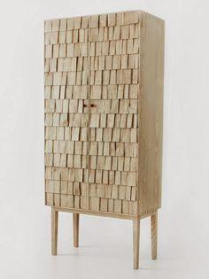 Artesanato inglês no mobiliário