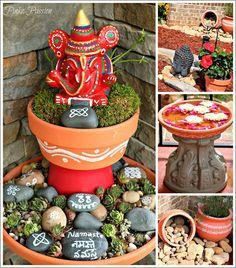 Pinkz Passion : Harmoniously Traditional ( Home Tour of Padmaja Rama) - Part 1