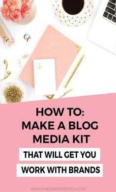 Want to make money blogging? You need to have an amazing media kit that brands will love to land those sponsored posts. Here are the 7 things you need to include, plus Word-friendly templates you can use to design it. Click through for all the insider scoop.