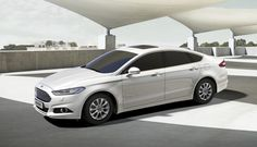 2015 Ford Mondeo Hybrid Exterior And Interior