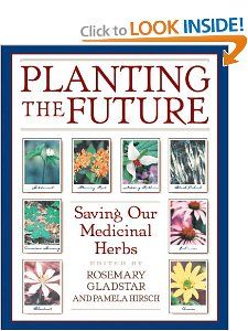 Planting the Future: Saving Our Medicinal Herbs: Rosemary Gladstar, Pamela Hirsch: 9780892818945: Amazon.com: Books