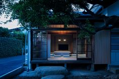 Hojo Sanci office by Jo Nagasaka/Schemata Architects