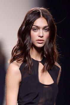 perfect brunette color