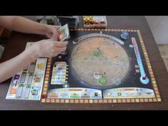 Покорение Марса. Соло Board Games, Make It Yourself, Role Playing Board Games, Tabletop Games, Table Games, Folder Games