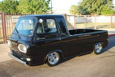 1961 Ford Econoline pick-up truck