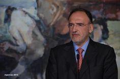 Manuel Fajardo, portavoz del GPSC (Foto Manuel Armas)