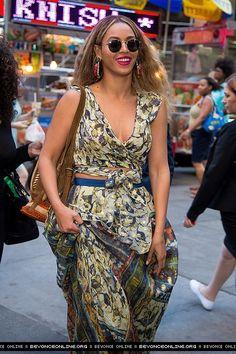 New York (June 17) - Beyoncé Online Photo Gallery