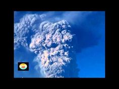 4/23/2015 -- HQ RAW Video + Timelapse of Large Eruption at Calbuco Volcano in Chile - YouTube