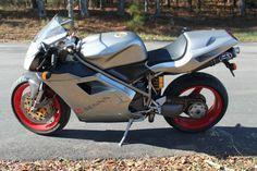 Ducati 916 Senna II  #158