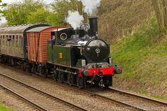 "LNWR ""Coal Tank""   Flickr - Photo Sharing!"