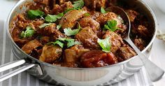 This recipe for chicken madras curry is a really easy way to feed the family