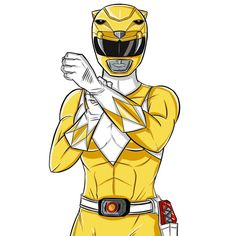 Upon request, here is the yellow ranger by herself 😊 R.P Thuy Trang aka Trini the Yellow PR. Power Rangers Ninja Steel, Go Go Power Rangers, Mighty Morphin Power Rangers, Power Ranger Party, Power Ranger Birthday, Pawer Rangers, Green Ranger, Cultura Pop, Picture Collection
