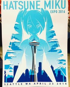 "MIKU EXPO 2016 NA official tweet  ""make sure to grab this super limited Seattle exclusive poster by ACORN! Limit 1 per person~~~ "" via MIKU EXPO 2016 NA@mikuexpo https://twitter.com/mikuexpo/status/723654704526315522"