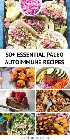 50+ Essential Paleo Autoimmune Recipes | Eat Drink Paleo
