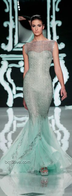 Abed Mahfouz Couture - Spring-Summer 2013