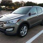 Review: #Hyundai Santa Fe Sport 2.0 T 2015 - Galería de Imágenes
