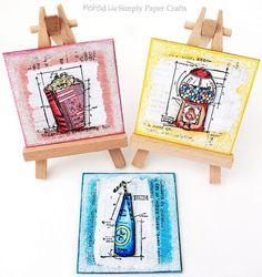 Meihsia Liu - Mini Blueprints 6 http://meihsia.blogspot.com/2014/06/summer-fun-mixed-media-mini-canvas-board.html
