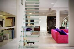 Stairs. Loft. Dos Architects.