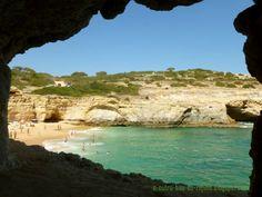 Praia do Carvalho, Algarve-Portugal