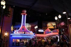 Designing Studio 1 - Walt Disney Studios Park   Designing Disney