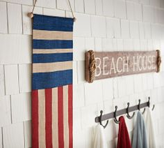 Show off this country's most meaningful colors with this ready-to-hang flag.