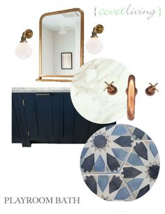 Playroom Bath | Cove