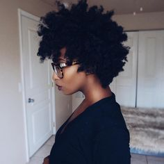 Her Afro. Her Crown