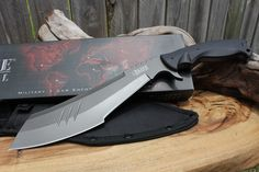 Elite Tactical Fight Dirty Fixed Blade Knife